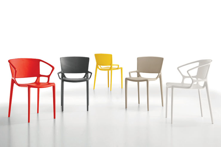 chaises outdoor Fiorellina by Infinity