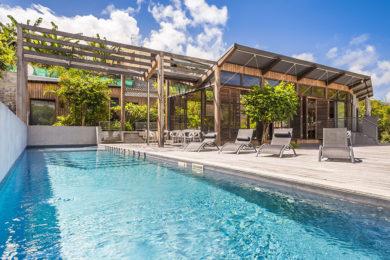 résidence nous cinq en Guadeloupe