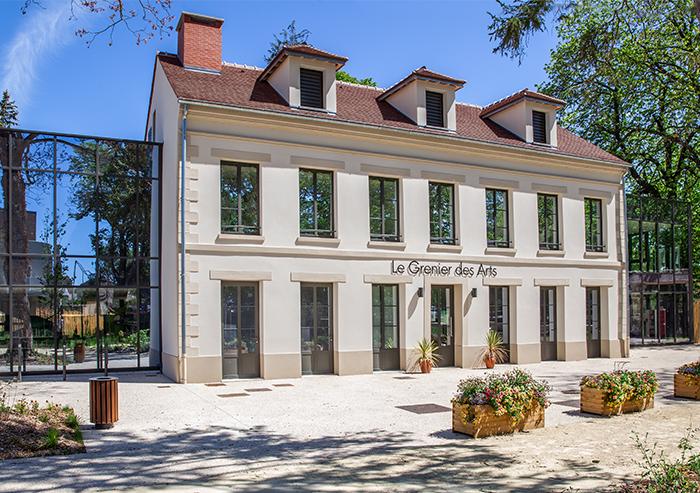 Médiathèque de Magnanville