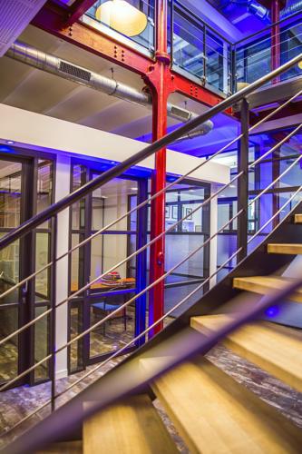 champeyrache escalier