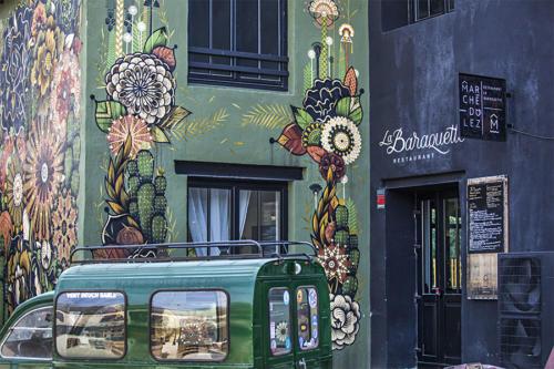La Baraquette, restaurant du Marché du Lez à Montpellier