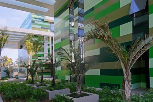 Bâtiment tertiaire Zénith Rabat