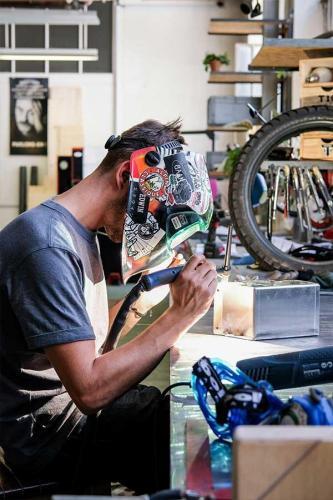 Atelier moto BAAK