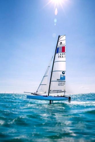Équipe de France Nacra 17