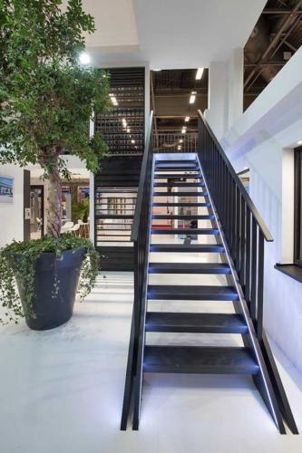 Escalier aluminium Bayamo