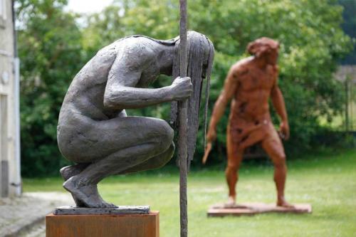 Sculpture Christophe Charbonnel 2
