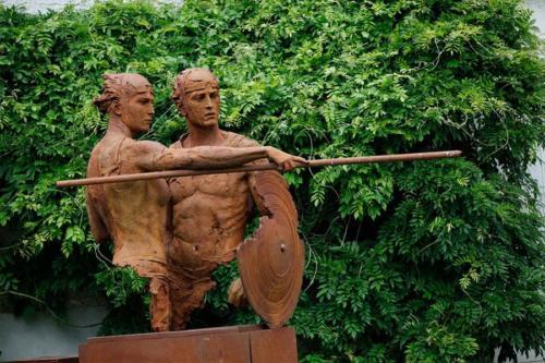 Sculpture Christophe Charbonnel 4